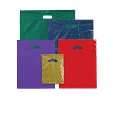Merchandise Bags - Hi-Density